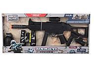 Военный набор оружия с биноклем, 2119H, купити