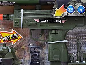 Военный набор с автоматом, 33900, отзывы