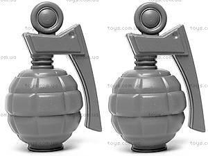 Военный набор, с автоматом и наручниками, 0063, отзывы