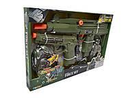 Военный набор с часами, 33880, детские игрушки