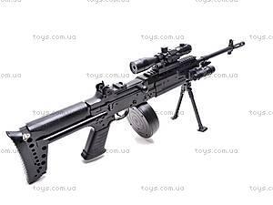 Военный набор с пулеметом, 996A, фото