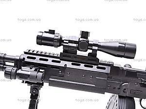 Военный набор с пулеметом, 996A, детские игрушки