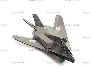 Военный набор, с самолетом и танком, 2011B1, toys.com.ua