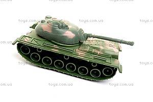 Военный набор, с самолетом и танком, 2011B1, toys