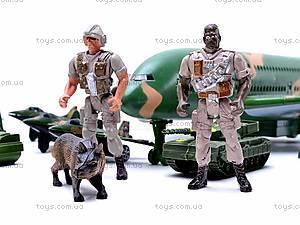 Военный набор с солдатами, 3333-5, купить