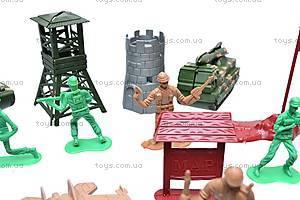 Военный набор, с солдатами, 011-3, цена