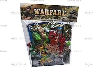 Военный набор, с солдатами, 011-3, детские игрушки