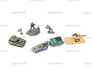 Военный набор, с солдатиками, SQ80938-2