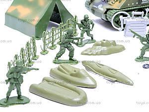 Военный набор с солдатиками, 045A/B, отзывы