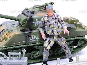 Военный набор с солдатиками, 045A/B, цена