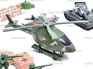 Военный набор с солдатиками «Блицкриг», 0108A, игрушки