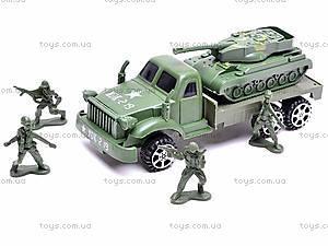 Военный набор, с техникой, M219T