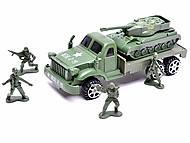 Военный набор, с техникой, M219T, купить
