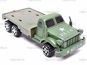 Военный набор, с техникой, M219T, игрушки