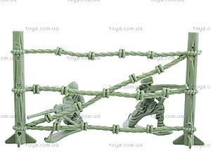 Военный набор «Смелый командир», 0147A, детские игрушки
