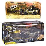 """Военный набор """"Special combat"""" (D3109-19), D3109-19, игрушки"""