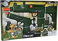 Военный набор «Special Force», 33400, іграшки