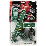 """Военный набор """"Super Soft Gun"""", 5 деталей, 252-3, цена"""