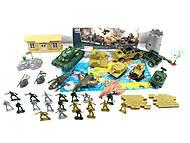 Игровой набор «Транспорт и солдаты», PD9921, купить
