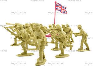 Игрушечный военный набор с солдатиками, 8017, отзывы