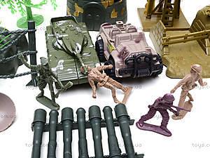 Военный набор в рюкзаке, PD9755, игрушки