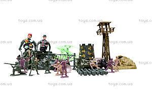 Военный набор в рюкзаке, PD9755, магазин игрушек
