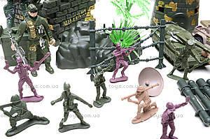 Военный набор в рюкзаке, PD9755, toys.com.ua