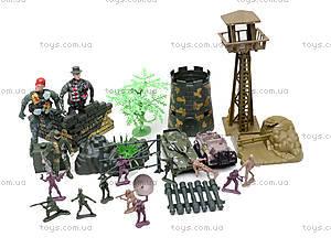 Военный набор в рюкзаке, PD9755, toys