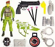Военный набор игрушечный, 88672, тойс ком юа