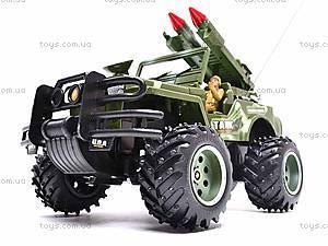 Военный радиоуправляемый джип, HQ3023, toys.com.ua