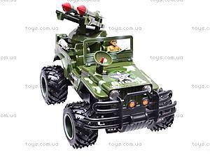 Военный радиоуправляемый джип, HQ3023, іграшки