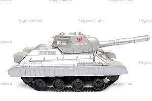 Военный танк на управлении, EA12284, игрушки