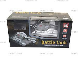 Военный танк на управлении, EA12284, детские игрушки