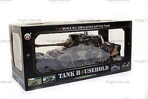 Военный танк, с радиоуправлением, YH4101B-12, фото