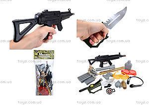 Военный игрушечный набор для детей, 0055-J28