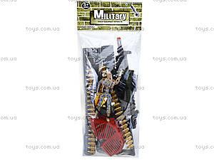 Военный игрушечный набор для детей, 0055-J28, toys.com.ua