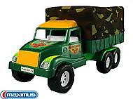 Игрушечный фургон «Волант», 5009, фото