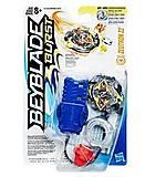 Волчок Beyblade ZEUTRON Z2, B9486 / C3182, игрушки