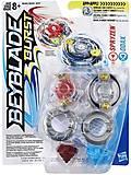 Волчок Hasbro Bey Blade в ассортименте, B9491, тойс