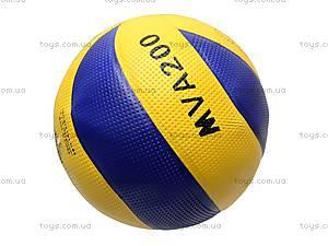 Волейбольный мяч Mikasa, W02-155, купить