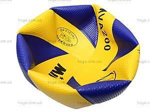 Волейбольный мяч Mikasa, W02-155, отзывы