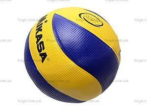 Волейбольный мяч Mikasa, W02-155, цена