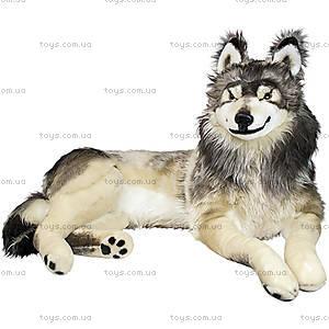 Большая мягкая игрушка «Волк», VOL3