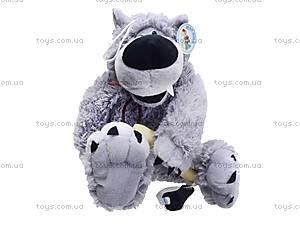 Музыкальная мягкая игрушка «Волк», F-3830, купить