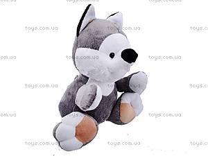 Волк «Тофик» игрушечный, , отзывы