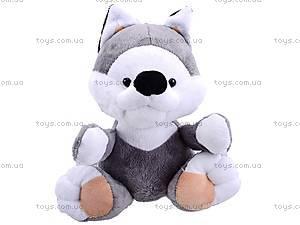 Волк «Тофик» игрушечный,