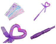 Волшебная палочка «Сердце», свет, CLG17115, игрушки