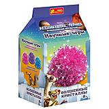 Волшебные розовые кристаллы, 12177006Р, фото