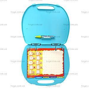 Волшебный портфель для рисования водой, AD2001