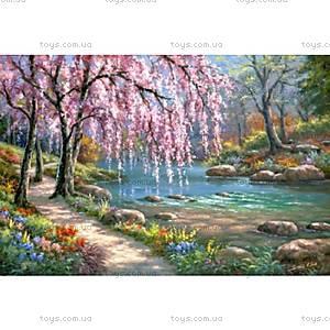 Волшебный сад, роспись по номерам , КН2811
